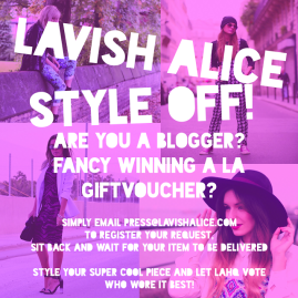 lavish alice comp