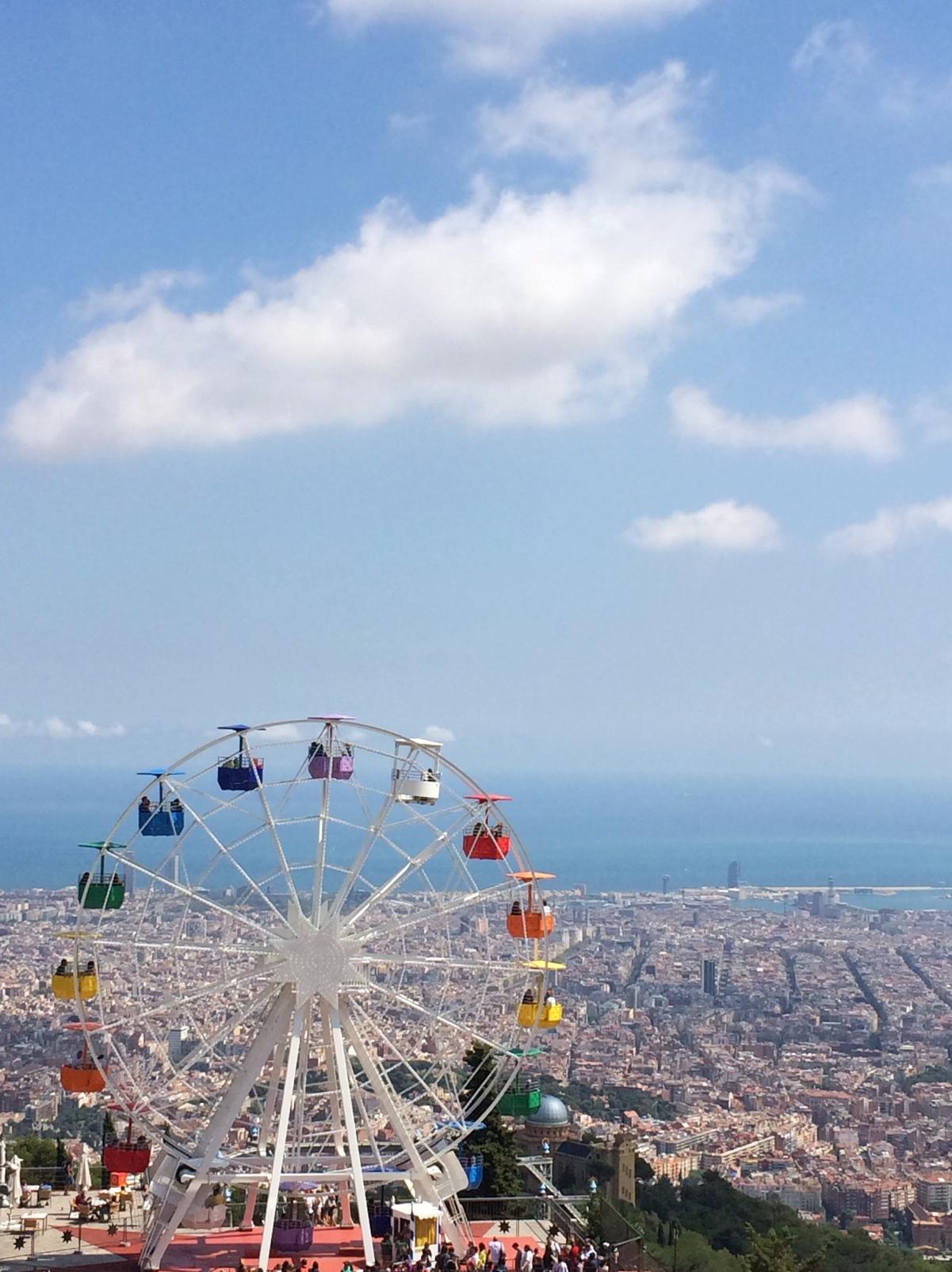 Big-wheel-Tibidabo-barcelona