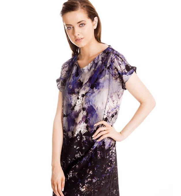 Naromode-Nicola-dress-silk-purple