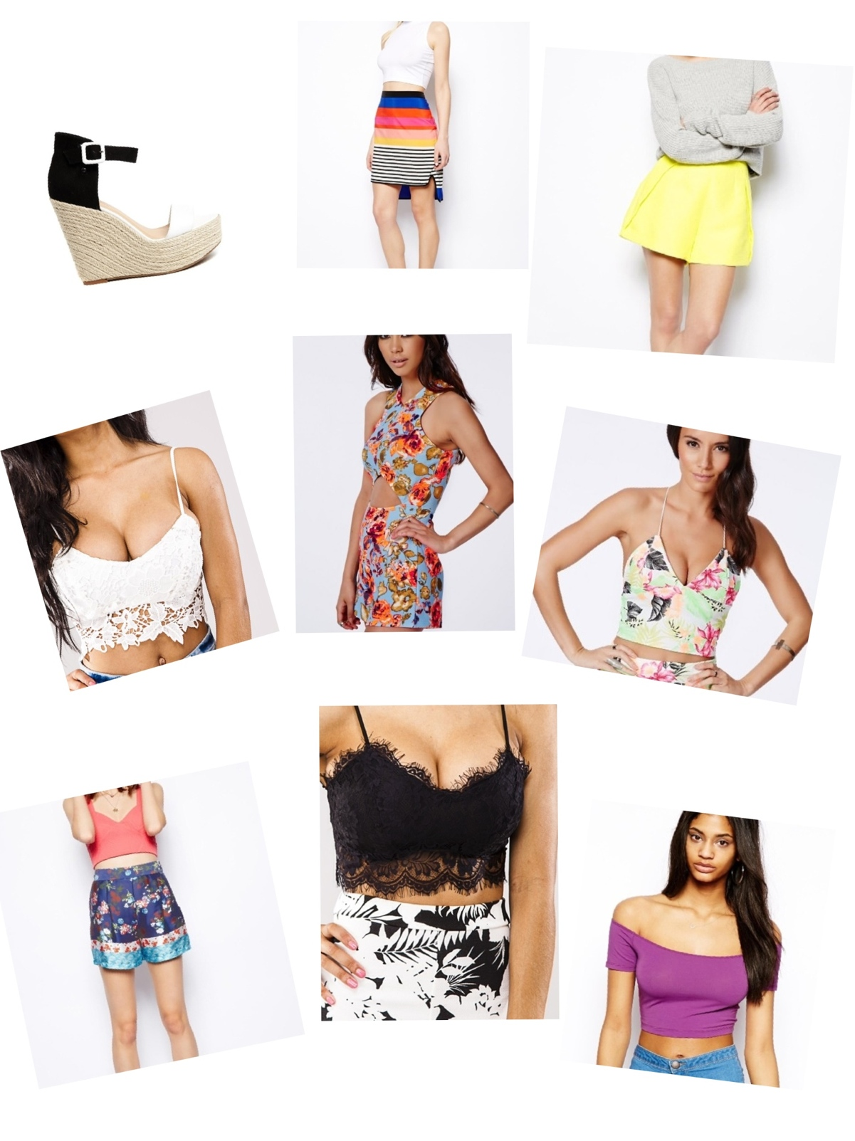 Holiday-wish-list-asos-misspap-missguided-shorts-Bralet