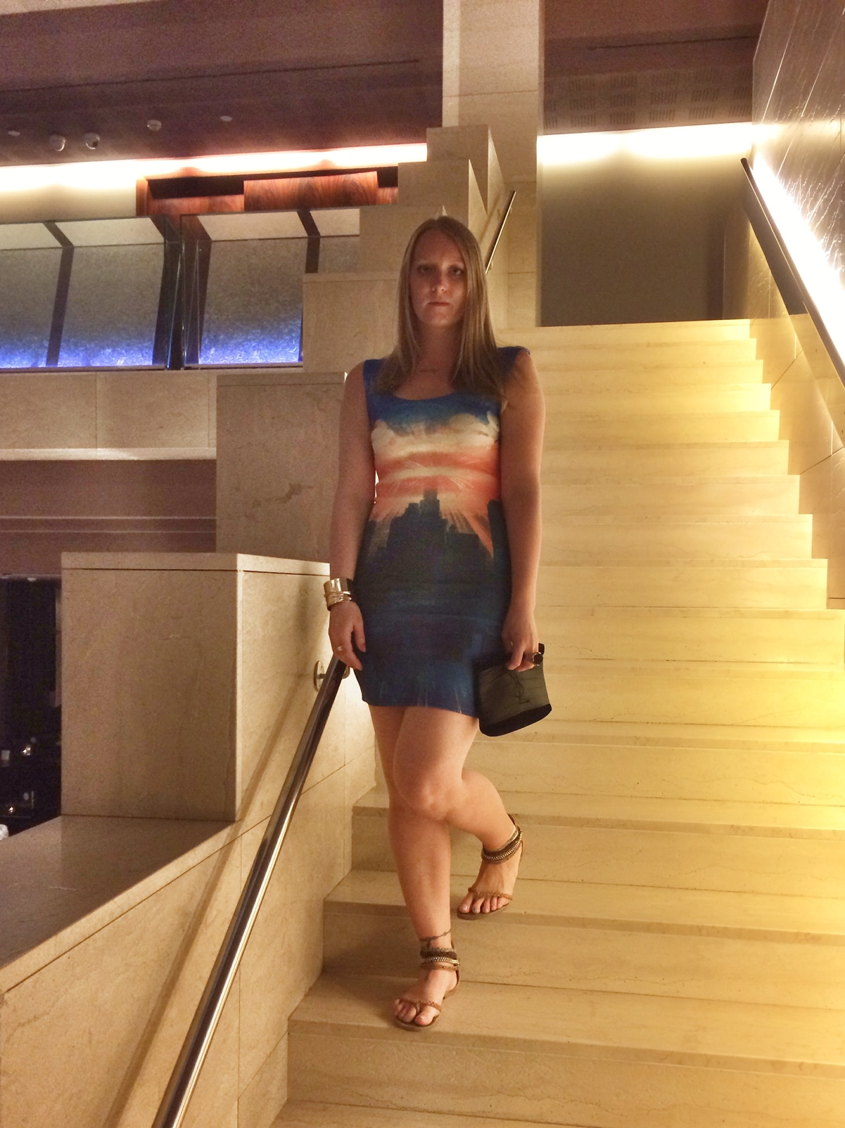 Sunset-dress-barcelona-hotel-miramar