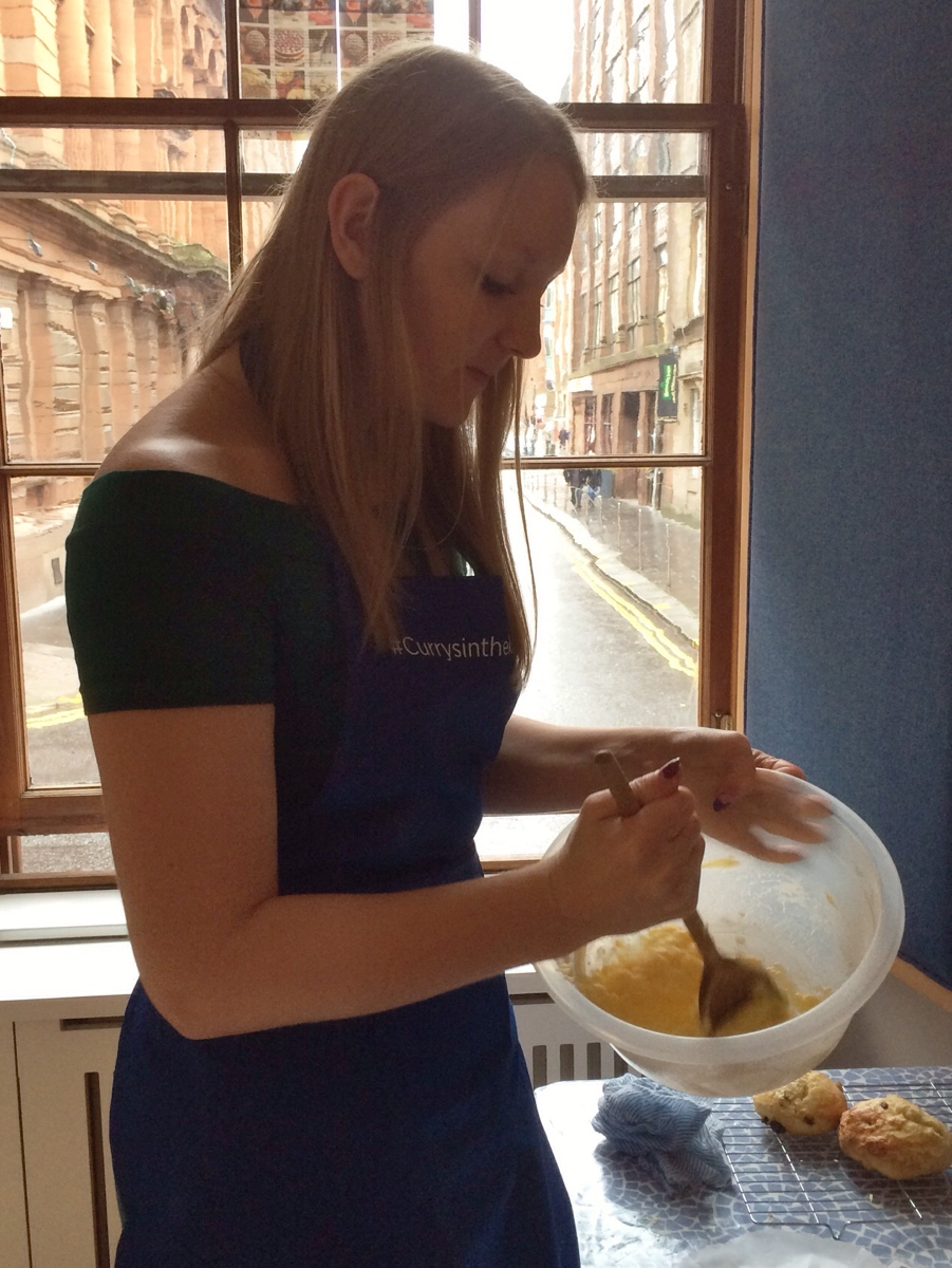 Currys-blogger-bake-off-Glasgow