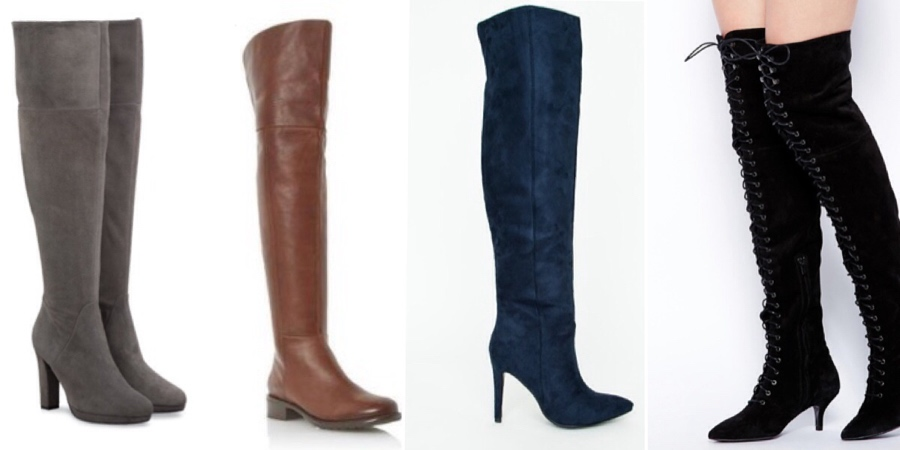 Over-knee-boots