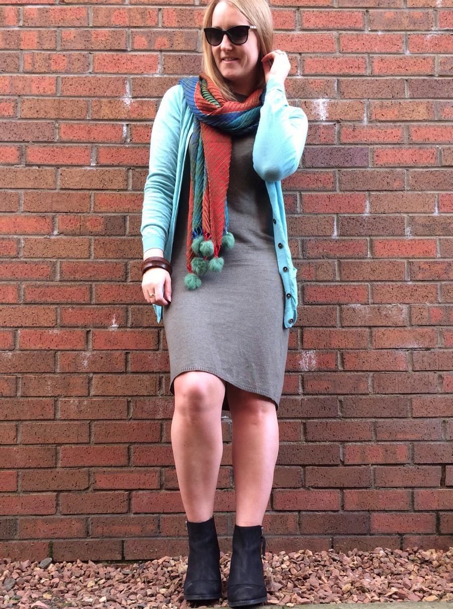 Wool-dress-layers-scarf