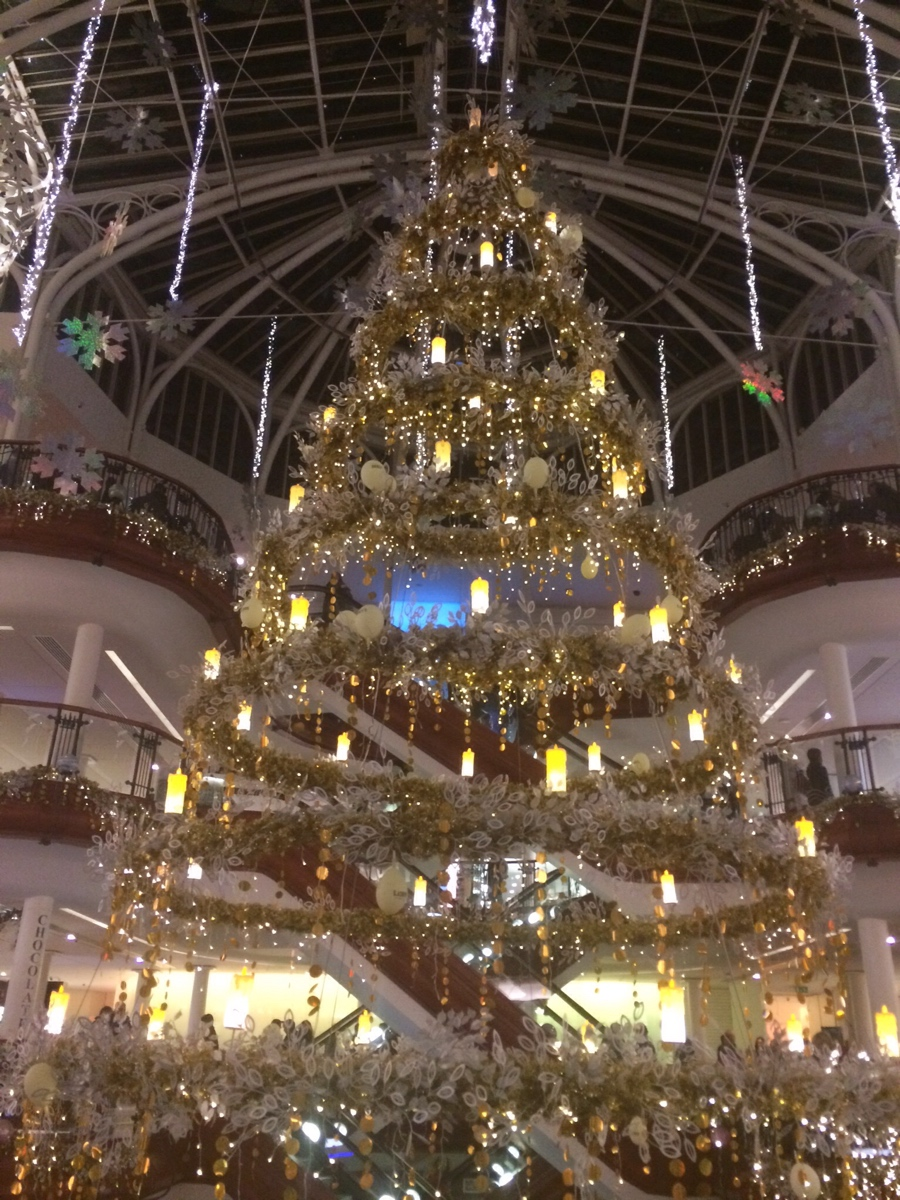 Christmas-tree-princes-square-Glasgow