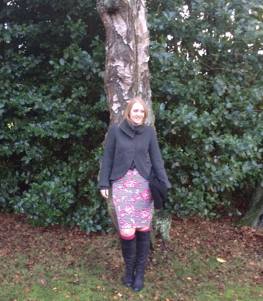 Floral-OTK-boots-swing-coat