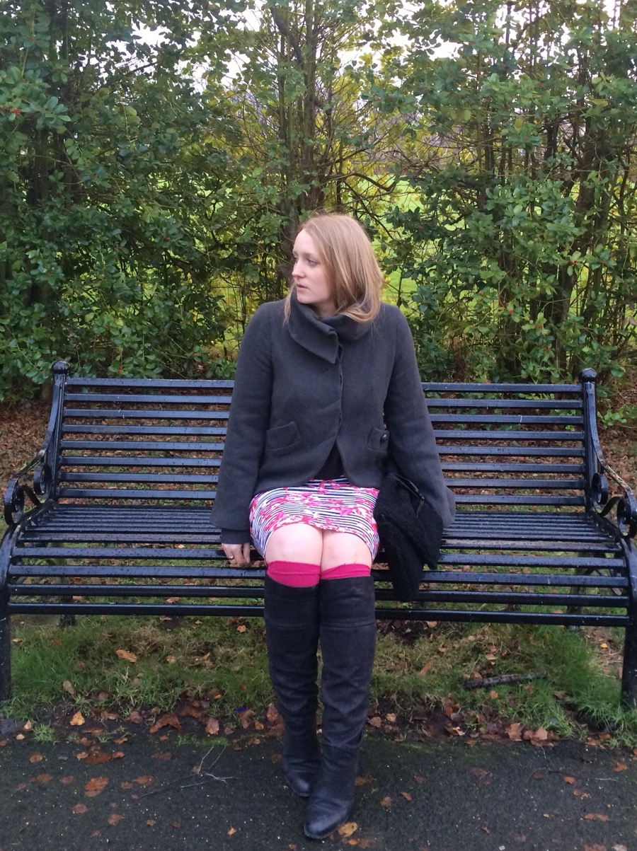 Pink-OTK-winter-ootd-Glasgow