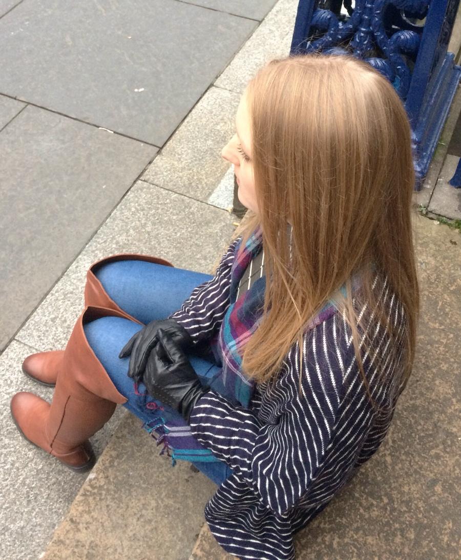 Stripes-tartan-OTK-boots-winter-outfit