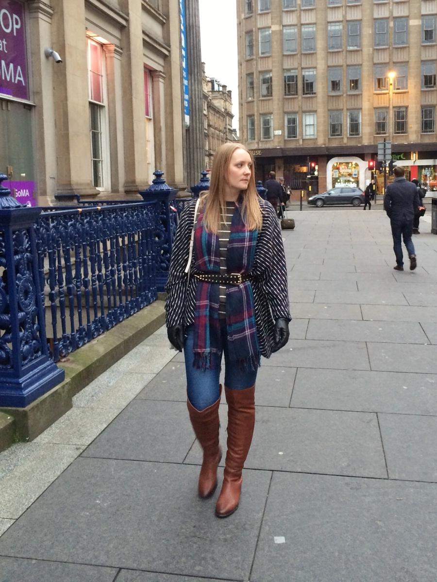Winter-layers-tartan-OTK-Boots-Glasgow