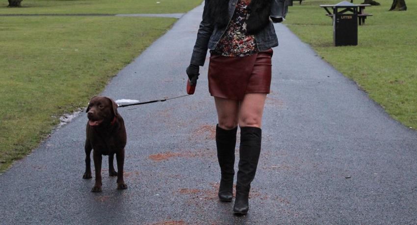 OTK-boots-labrador-walk-ootd-Glasgow