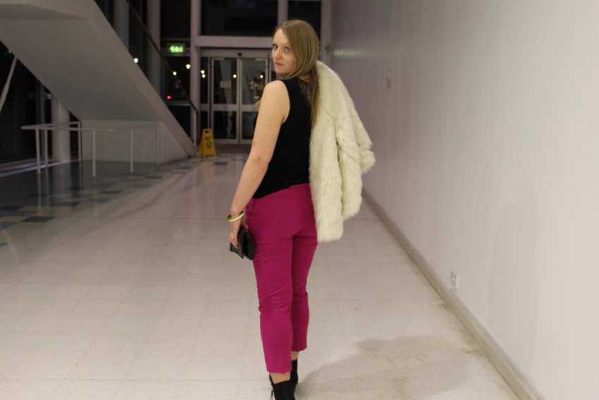 Primark-faux-fur-asos-pink-straight-leg-trousers