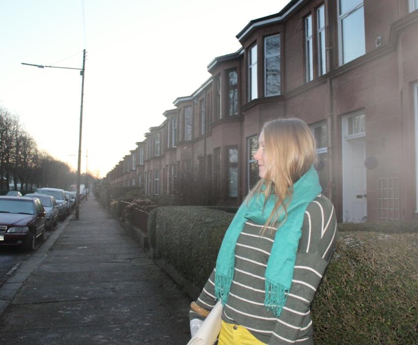Stripe-knit-Glasgow-street-style