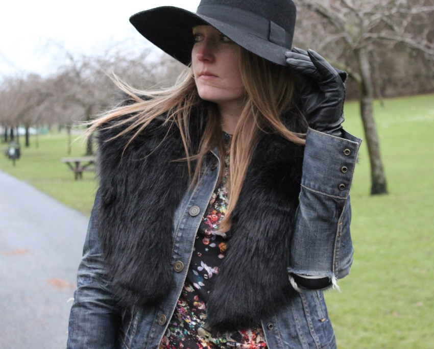 Wide-brimmed-hat-faux-fur-Glasgow