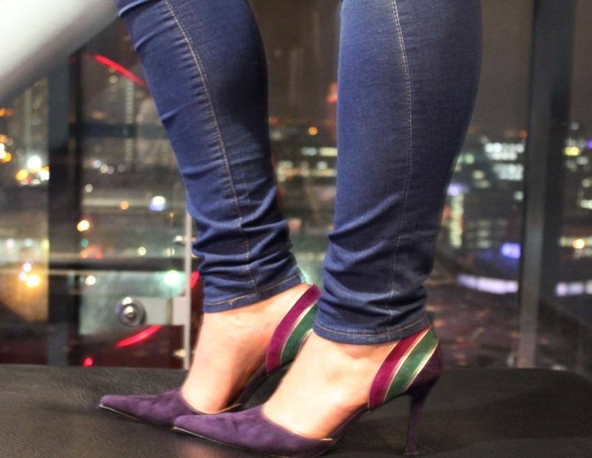 Purple-suede-dune-heels