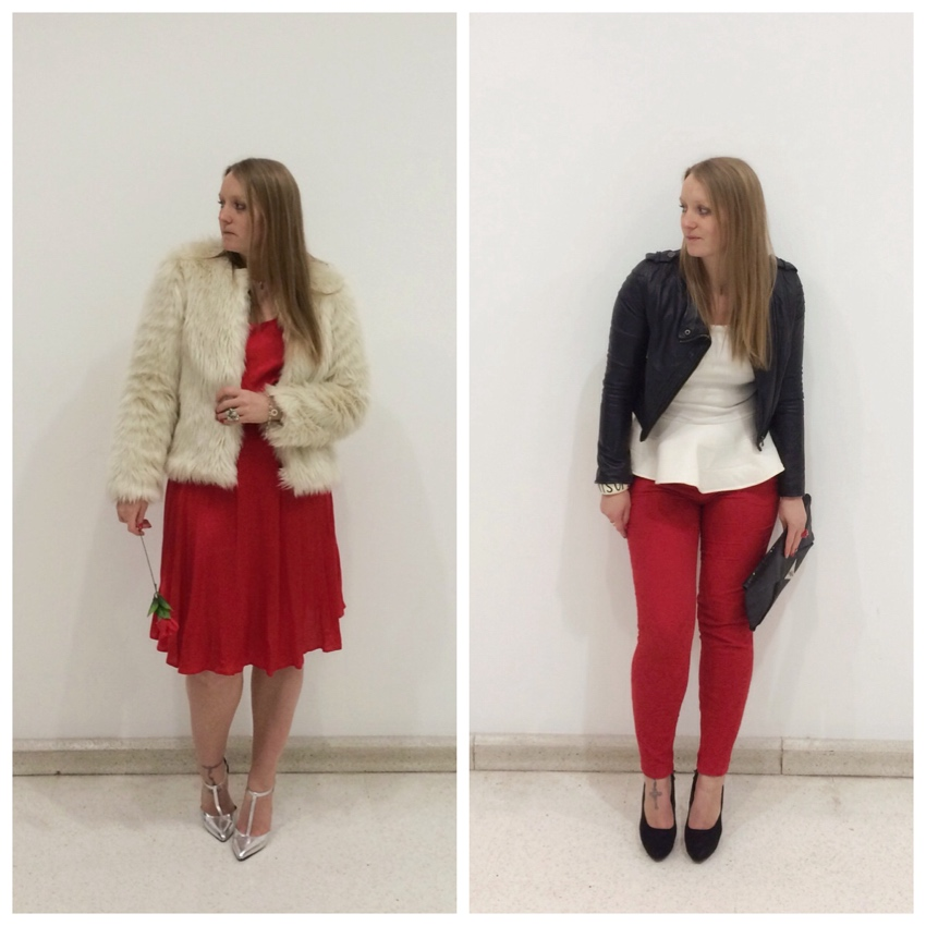 Valentine's-day-outfit-red-dress-trousers