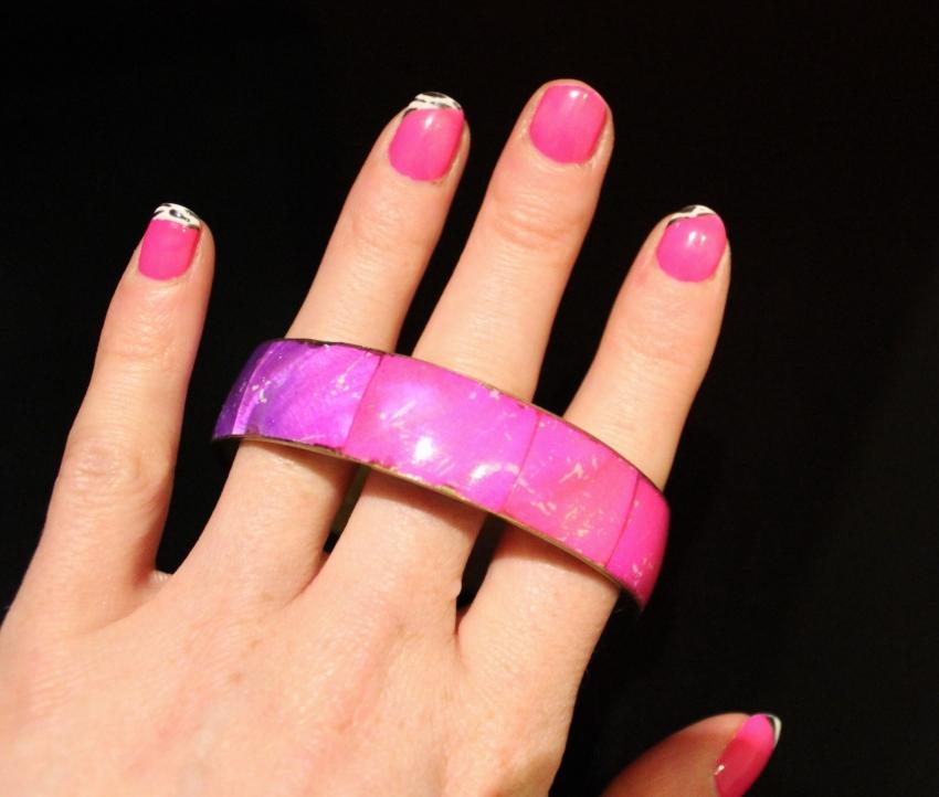 Pink-zebra-print-nail-art-tutorial