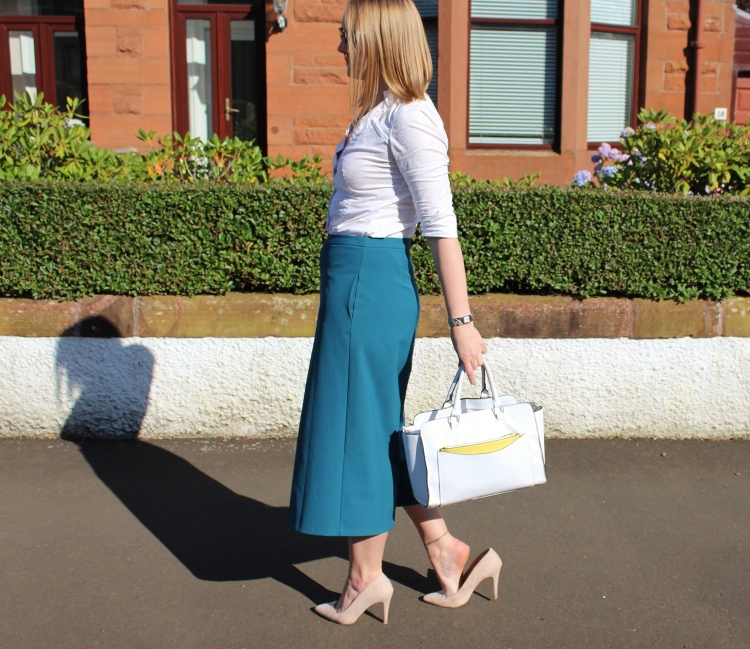 Blue-culottes-work-wear-street-style-Glasgow