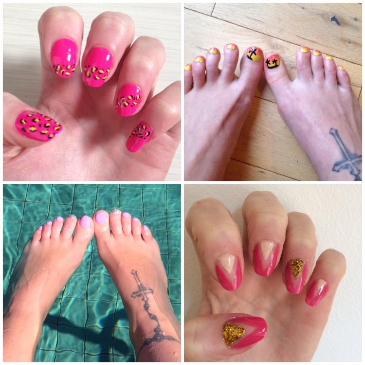Holiday-nail-art-tutorials