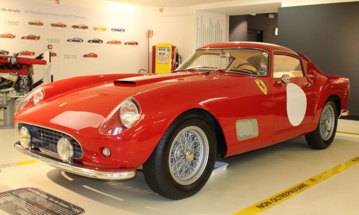 Ferrari-factory-Maranello-classic