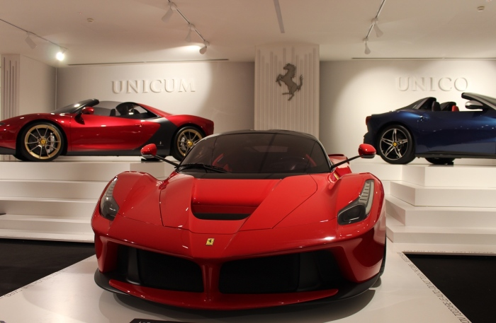 Ferrari-factory-Maranello