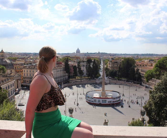 View-villa-Borghese-Rome