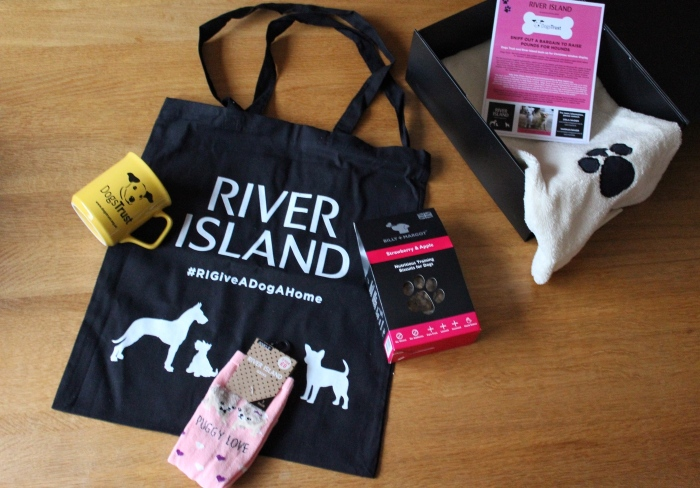 Seb-river-island-dogs-trust-goodie-box