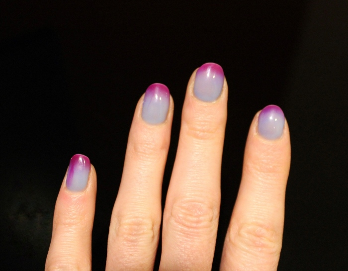 Purple-green-colour-change-shellac-nail-polish