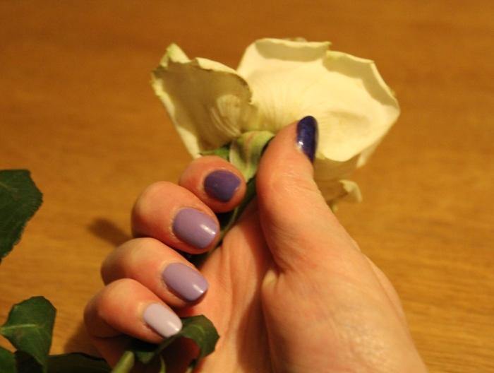 Purple-tonal-nail-art-tutorial